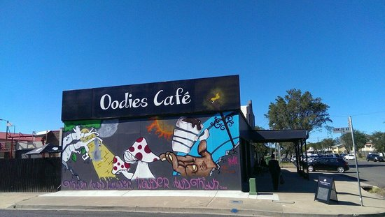 Oodies Cafe - Accommodation in Bendigo