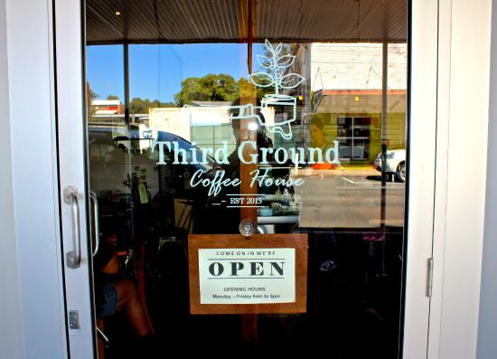 Third Ground Coffee House - Accommodation in Bendigo