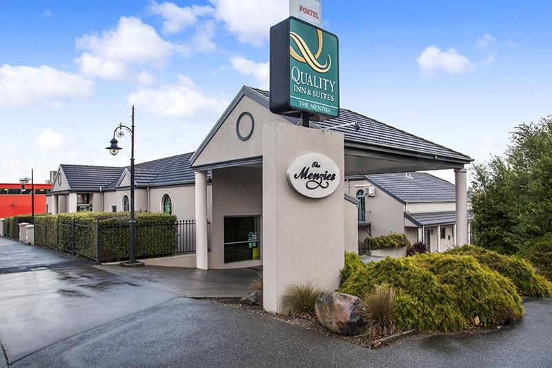 Quality Inn  Suites The Menzies Bakery Hill