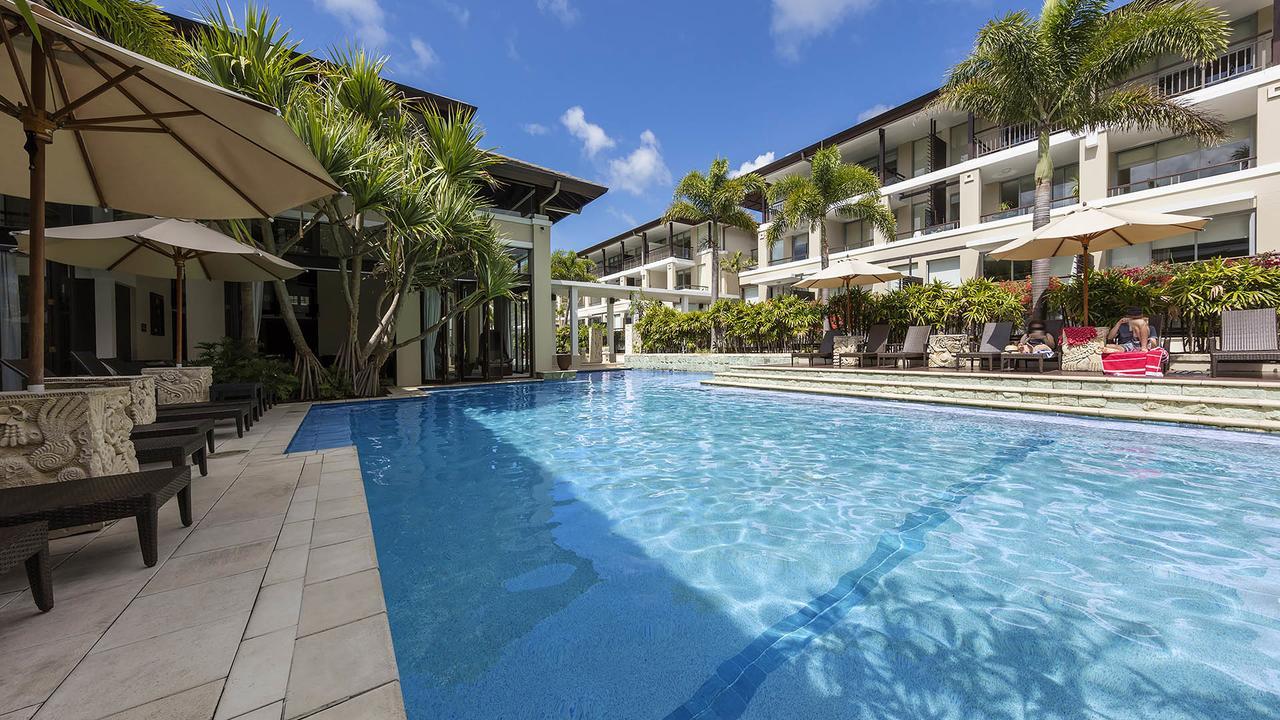 Oaks Santai Resort Casuarina - Accommodation in Bendigo