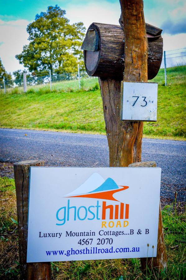 Ghost Hill Road - Accommodation in Bendigo