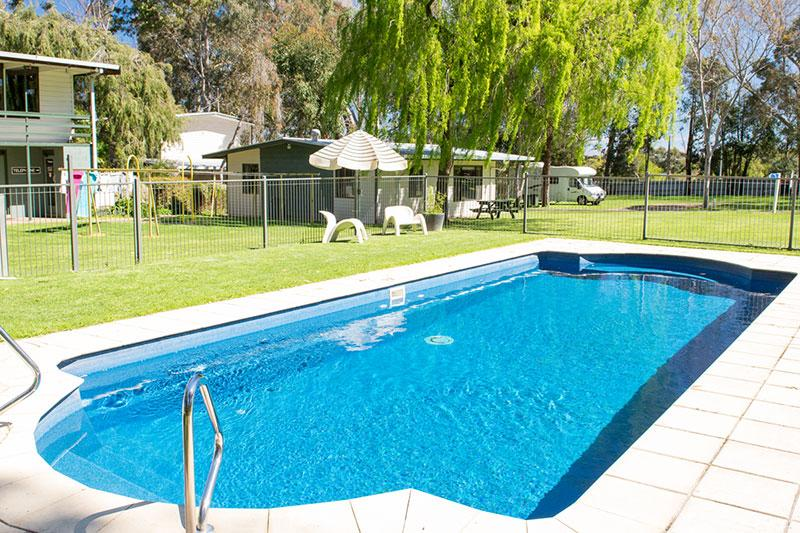 Kalganyi Holiday Park - Accommodation in Bendigo