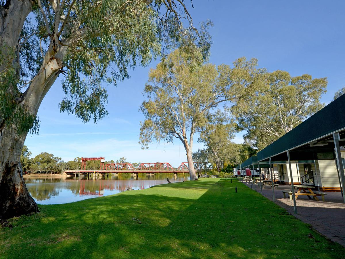 Riverbend Caravan Park Renmark - Accommodation in Bendigo