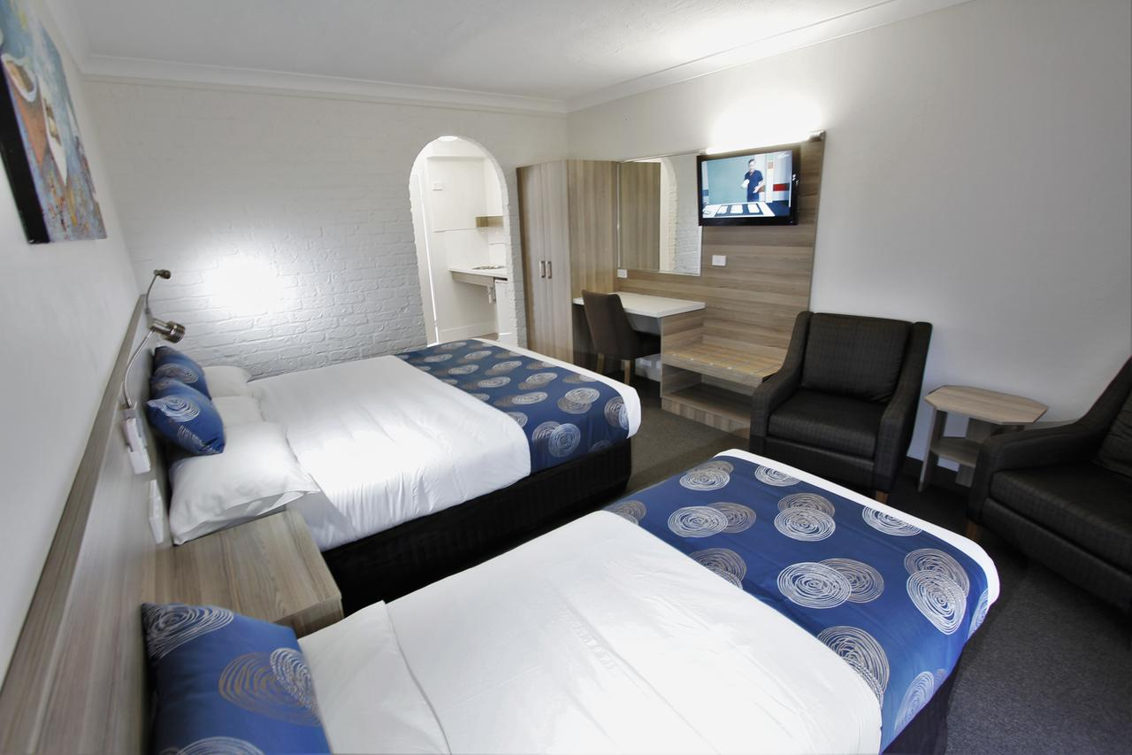 Aston Motel Yamba - Accommodation in Bendigo