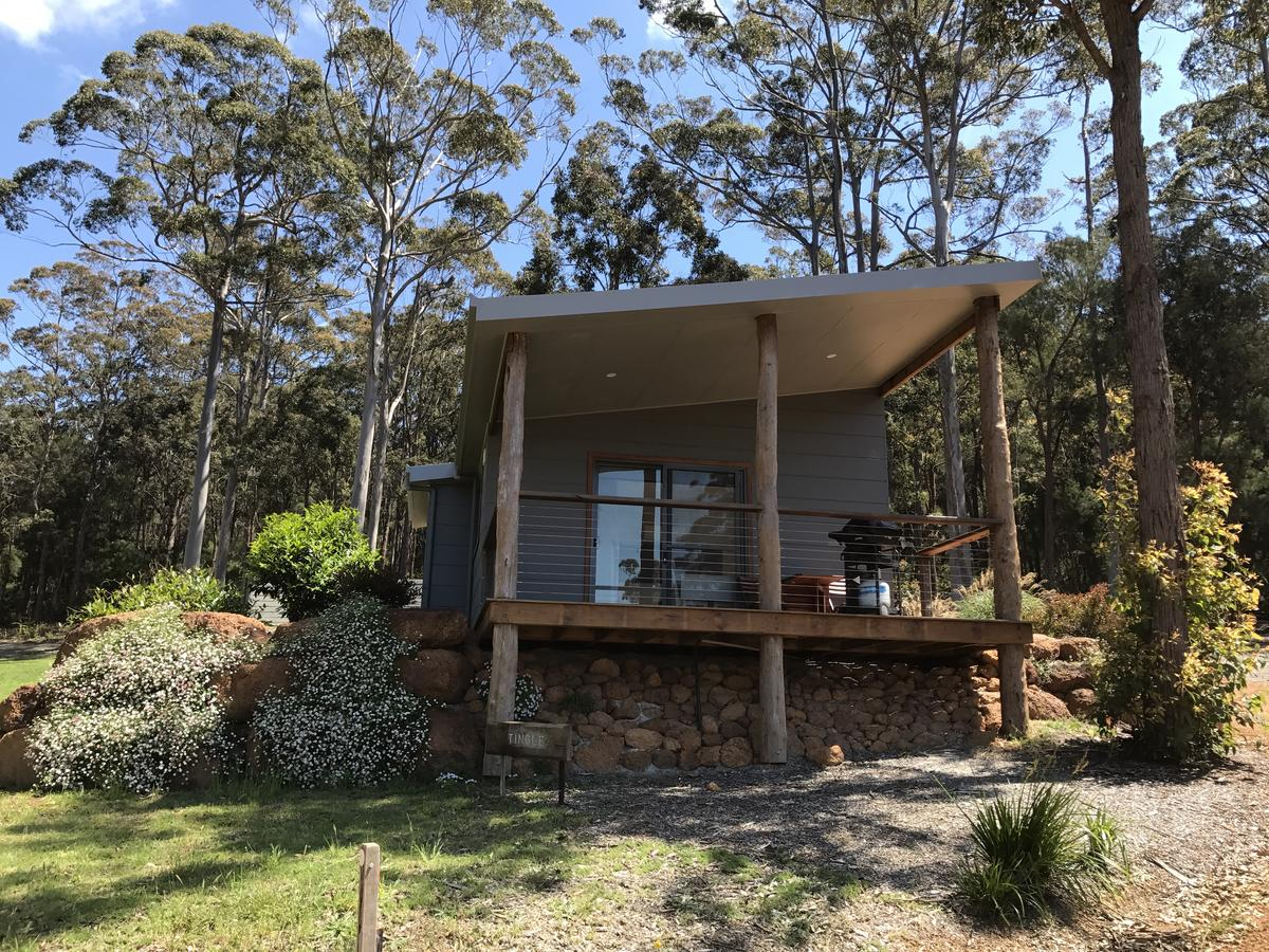 The Floating Forest Retreat - Accommodation in Bendigo