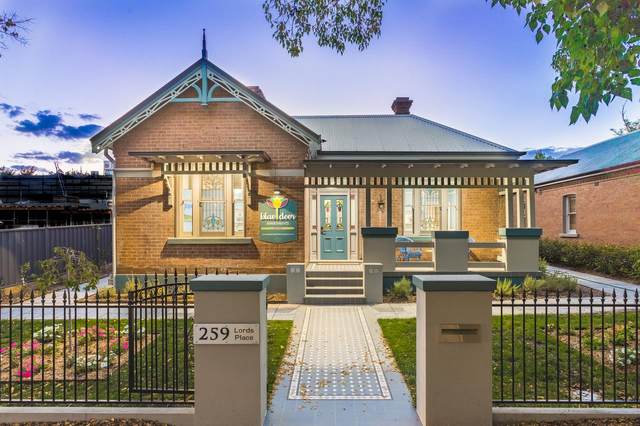 Blue Door Apartments - Accommodation in Bendigo
