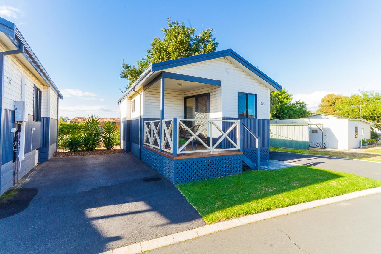 Riverside Cabin Park - Accommodation in Bendigo