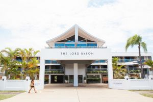 The Lord Byron - Accommodation in Bendigo