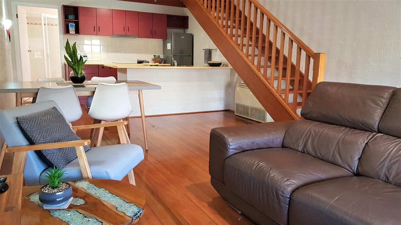 The Great Escape Lofts - Accommodation in Bendigo