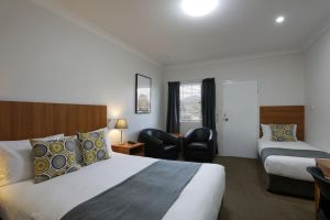 Cadman Motor Inn and Apartments - Accommodation in Bendigo