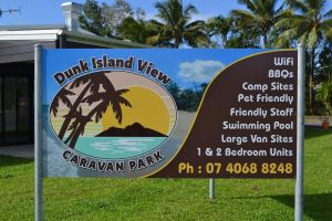 Dunk Island View Caravan Park - Accommodation in Bendigo