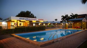Maryborough Motel and Conference Centre - Accommodation in Bendigo