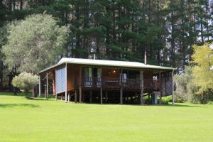 Hawke Brook Chalets - Accommodation in Bendigo