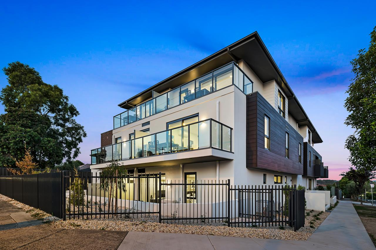Manhattan Apartments - Notting Hill - Accommodation in Bendigo
