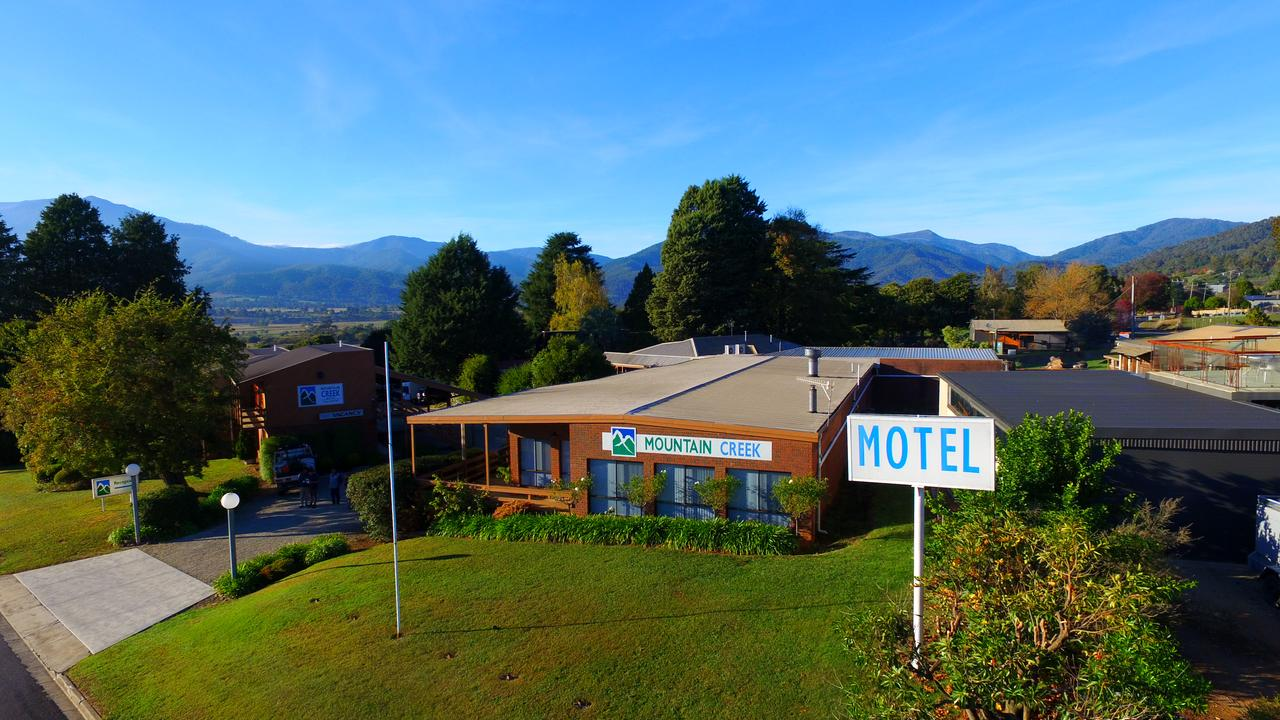 Mountain Creek Motel - Accommodation in Bendigo