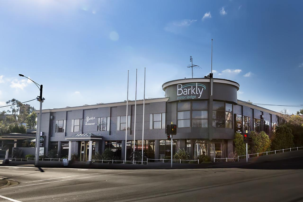 Barkly Motorlodge - Accommodation in Bendigo