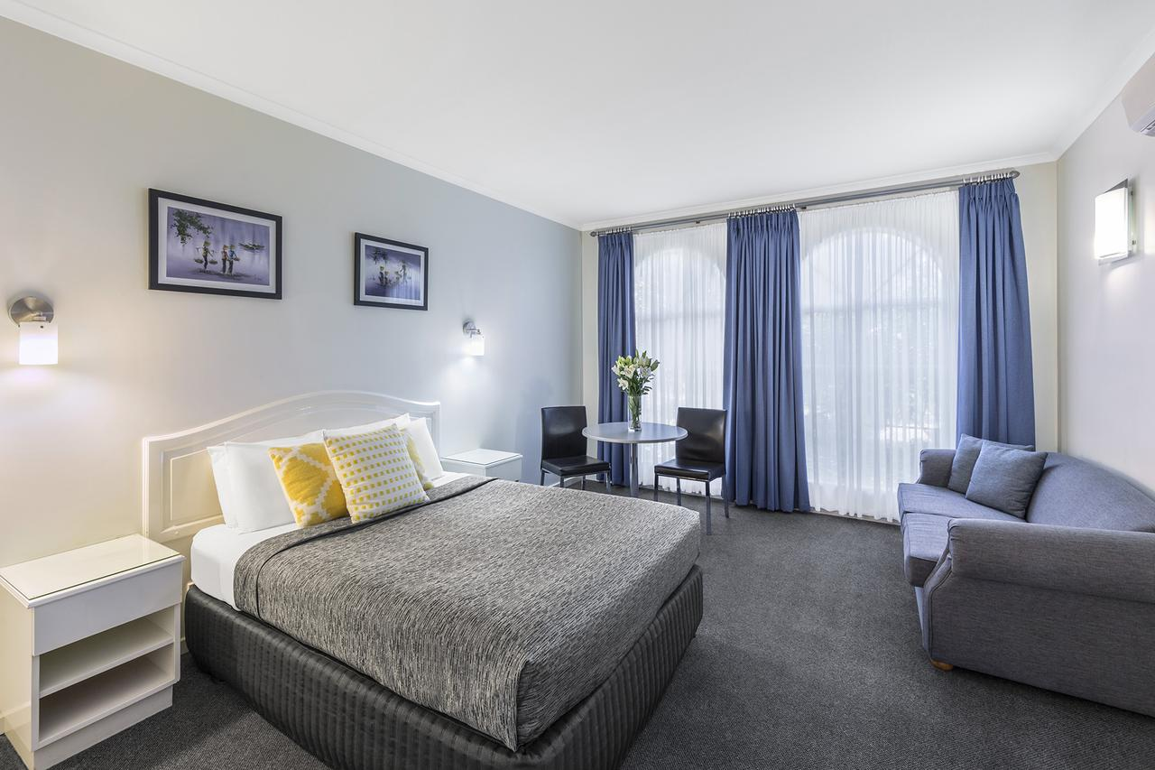 Best Western Cathedral Motor Inn - Accommodation in Bendigo