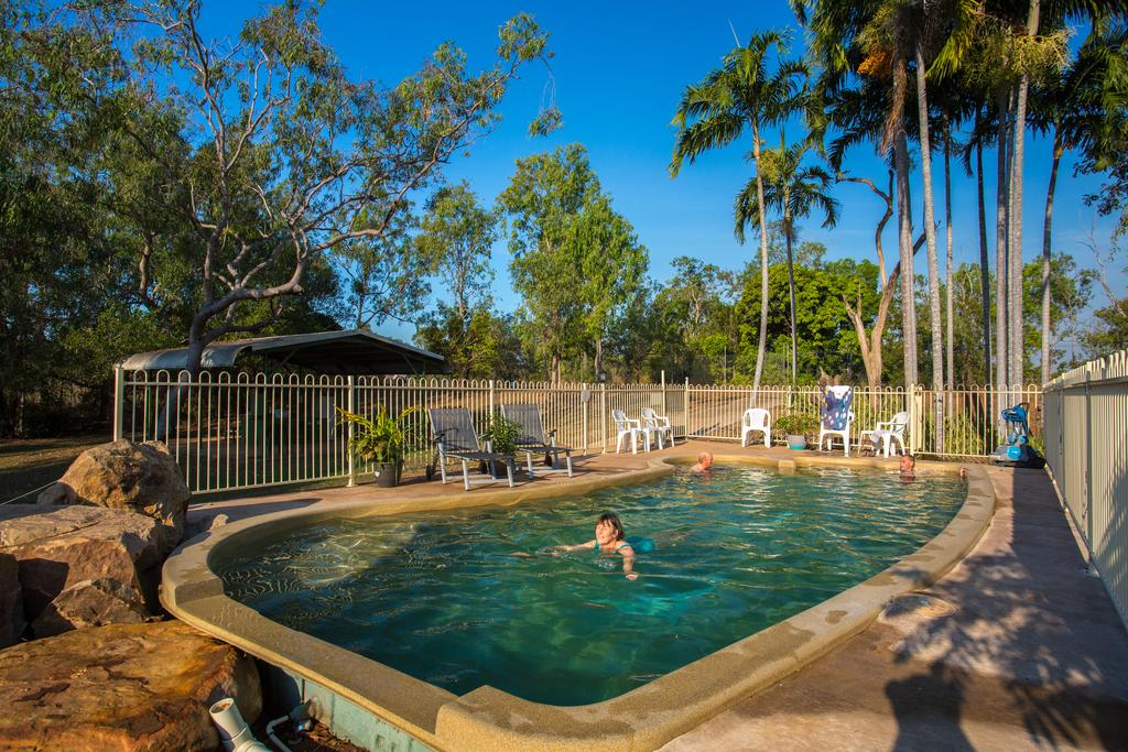 AAOK Lakes Resort and Caravan Park - Accommodation in Bendigo