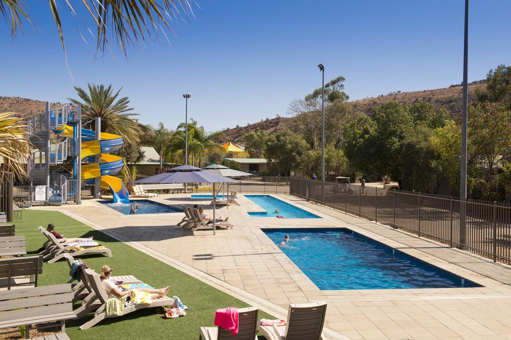 BIG4 MacDonnell Range Holiday Park - Accommodation in Bendigo